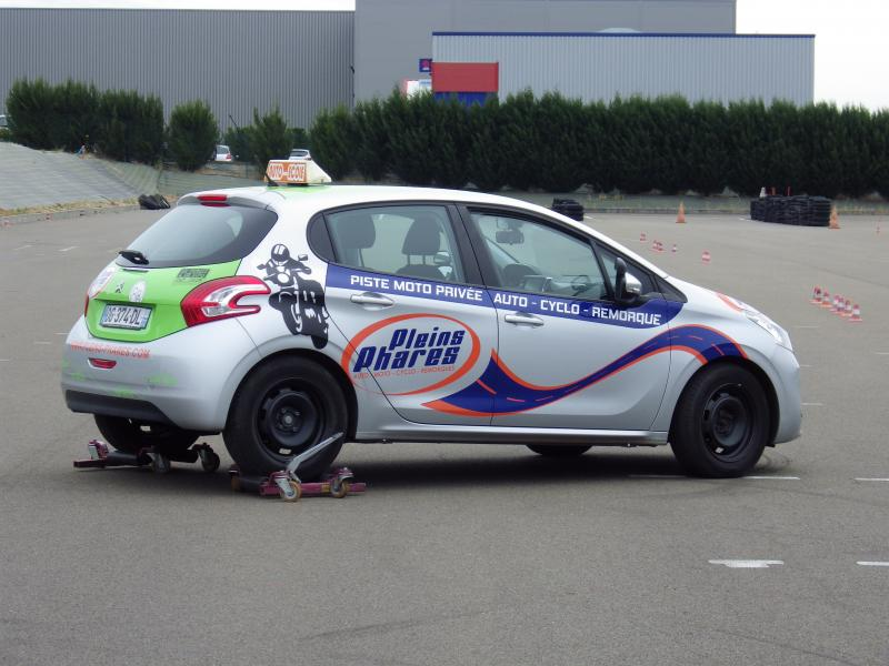 Gliss Car, unique au Mans