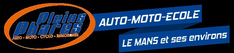 Auto-Moto Ecole Pleins Phares